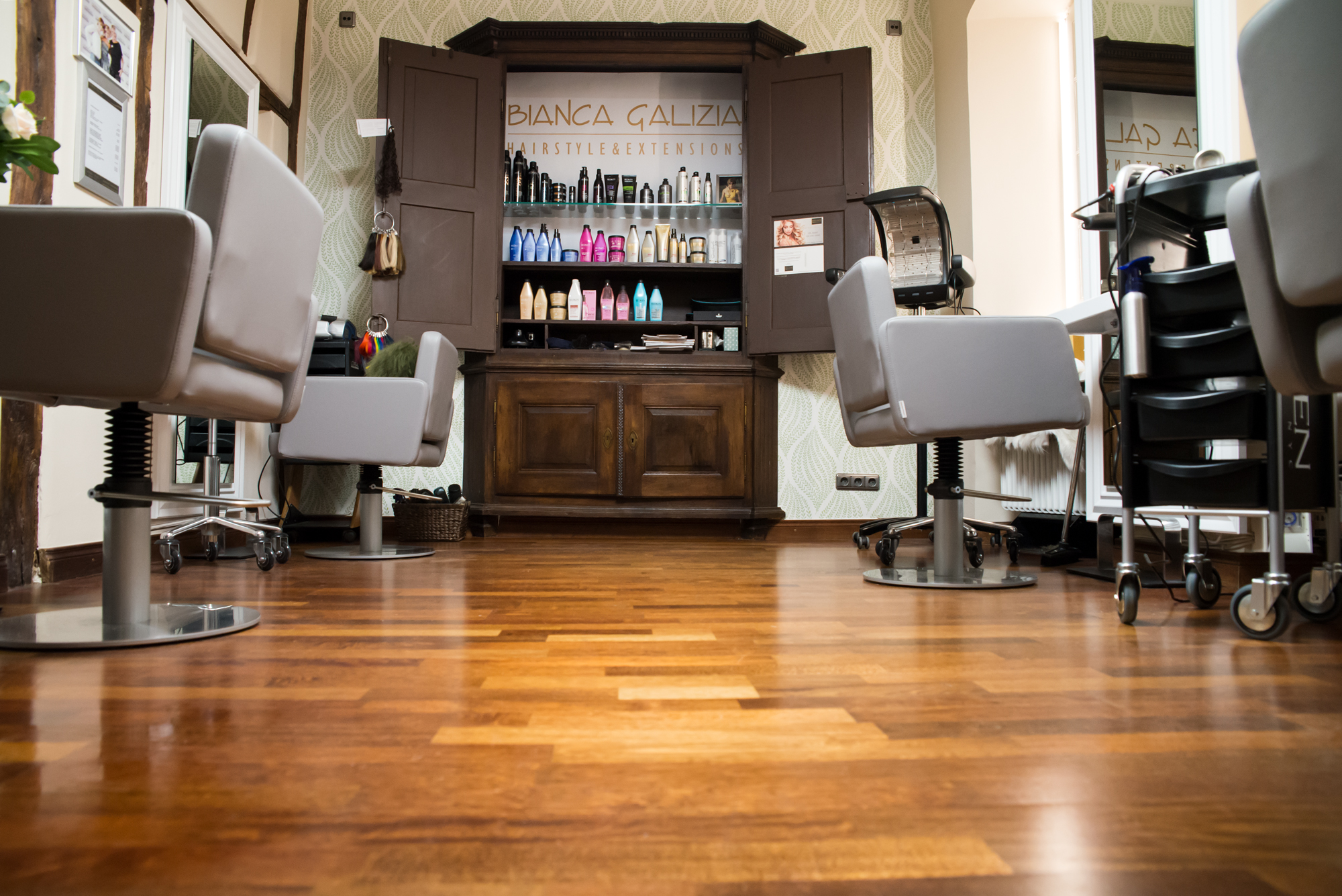 Extensions Salon Trier
